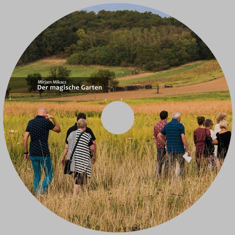 DVD Cover Der Magische Garten